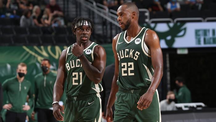 Phải chăng Milwaukee Bucks thi đấu hay hơn khi thiếu Giannis Antetokounmpo? - Ảnh 3.