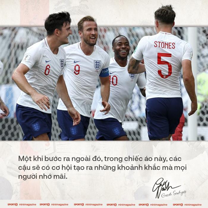 Tâm thư của HLV Gareth Southgate viết cho nước Anh - Ảnh 1.