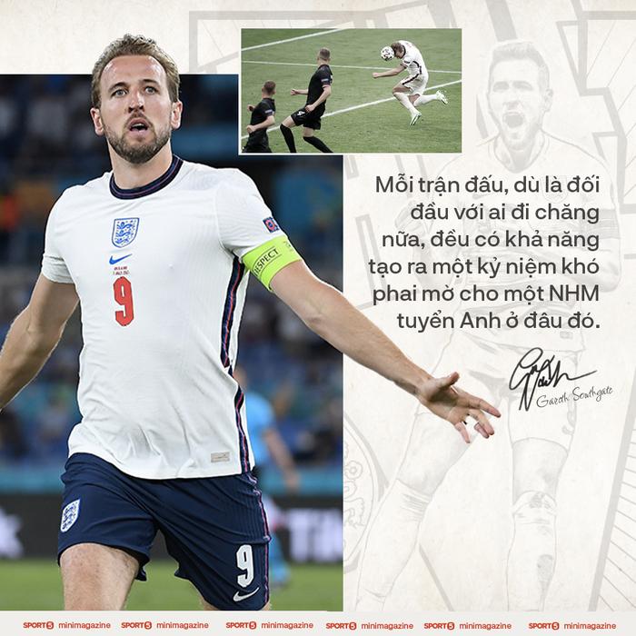 Tâm thư của HLV Gareth Southgate viết cho nước Anh - Ảnh 2.