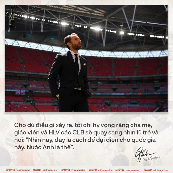 Tâm thư của HLV Gareth Southgate viết cho nước Anh - Ảnh 8.