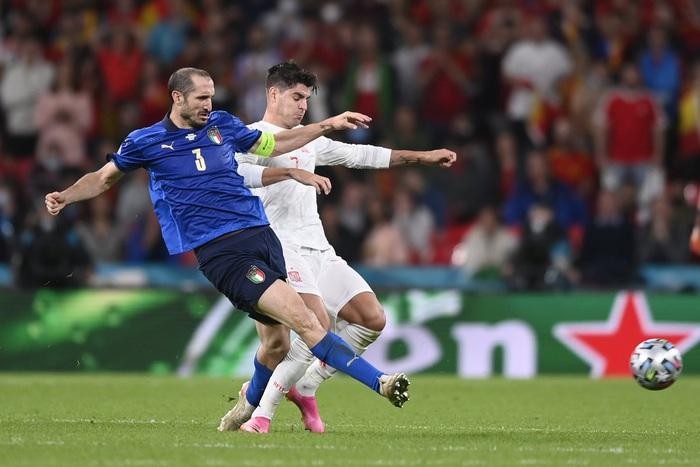 Chấm điểm cầu thủ Italy vs Tây Ban Nha: Tiêu điểm cựu binh - Ảnh 1.