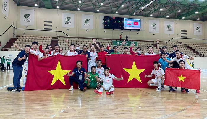 Đội tuyển futsal Việt Nam chuẩn bị tập trung trở lại - Ảnh 1.