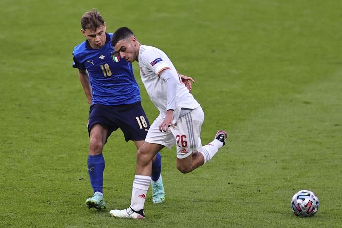 Chấm điểm cầu thủ Italy vs Tây Ban Nha: Tiêu điểm cựu binh - Ảnh 6.