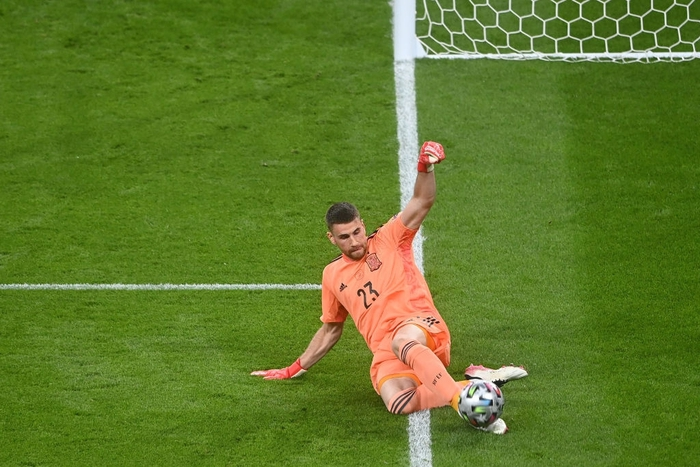 Chấm điểm cầu thủ Italy vs Tây Ban Nha: Tiêu điểm cựu binh - Ảnh 8.