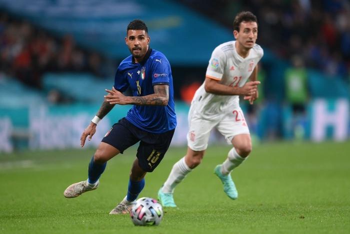 Chấm điểm cầu thủ Italy vs Tây Ban Nha: Tiêu điểm cựu binh - Ảnh 9.