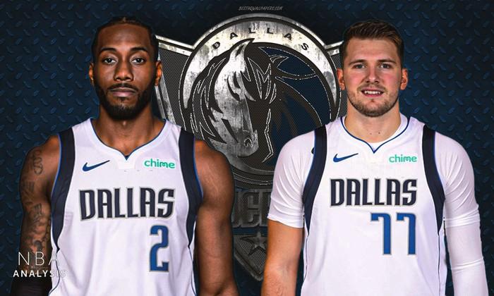 Dallas Mavericks quyết tâm chiêu mộ Kawhi Leonard trở thành đồng đội của Luka Doncic - Ảnh 2.