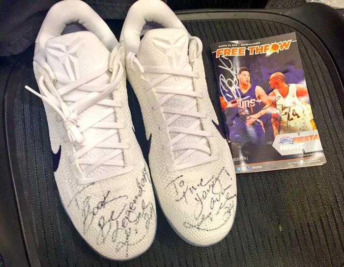 Devin Booker trên con đường hoàn thành lời nhắn nhủ của cố huyền thoại Kobe Bryant - Ảnh 2.