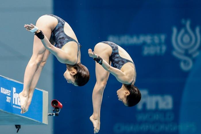 Lý do khiến vận động viên môn nhảy cầu phải đi tắm ngay sau mỗi bài thi - Ảnh 2.