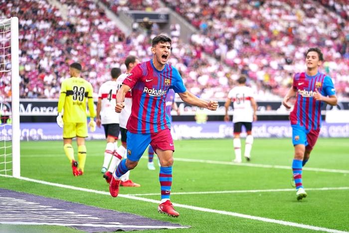 Depay xử lý đẳng cấp, ghi 2 bàn trong 2 trận đầu tiên ở Barcelona - Ảnh 6.