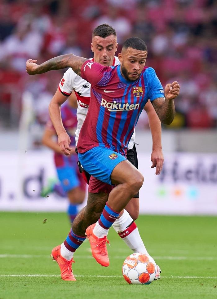 Depay xử lý đẳng cấp, ghi 2 bàn trong 2 trận đầu tiên ở Barcelona - Ảnh 5.