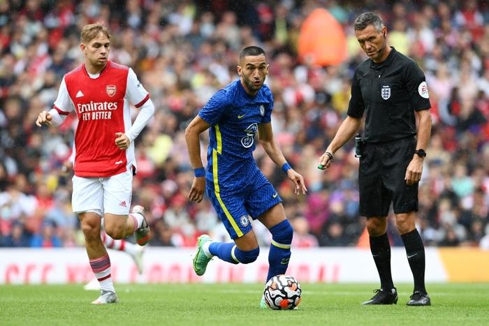 """Arsenal 1-2 Chelsea: The Blues phung phí cơ hội, sao """"Pháo thủ"""" mắc sai lầm ngớ ngẩn  - Ảnh 3."""