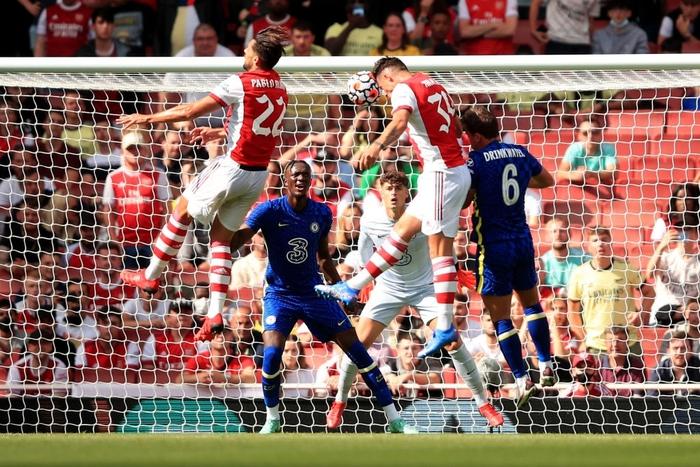 """Arsenal 1-2 Chelsea: The Blues phung phí cơ hội, sao """"Pháo thủ"""" mắc sai lầm ngớ ngẩn  - Ảnh 5."""