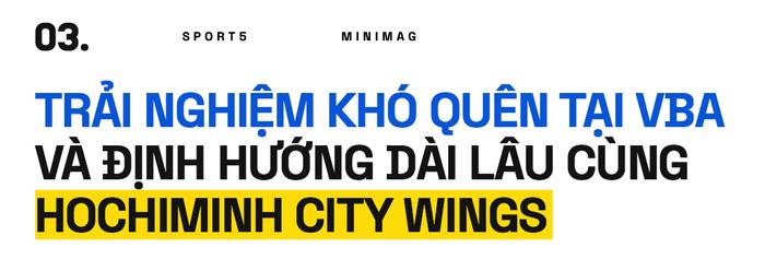 HLV Erik Olson: Người thầy, người anh, người bạn của các cầu thủ Hochiminh City Wings - Ảnh 7.