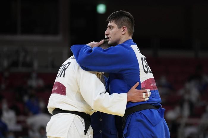 Ảnh Olympic Tokyo 2020: Sự tử tế, lòng đồng cảm tạo nên kỳ Thế vận hội đầy nhân văn - Ảnh 22.