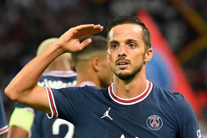 Pablo Sarabia sealed victory for Paris Saint-Germain