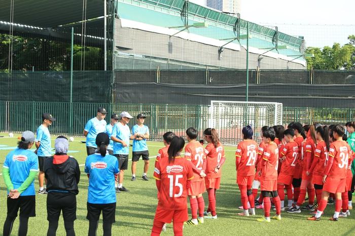 """Xác định """"quân xanh"""" của đội tuyển nữ Việt Nam trước thềm vòng loại Asian Cup 2022 - Ảnh 2."""
