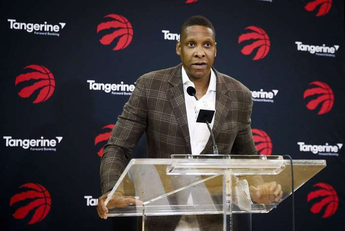 The president of the Toronto Raptors hinted that the Miami Heat had tampering in the Kyle Lowry deal - Photo 3.