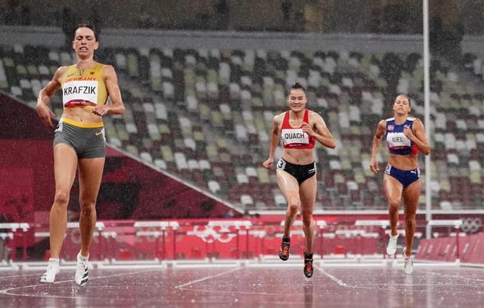 Tổng hợp thành tích 18 VĐV Việt Nam tranh tài tại Olympic Tokyo 2020 - Ảnh 17.