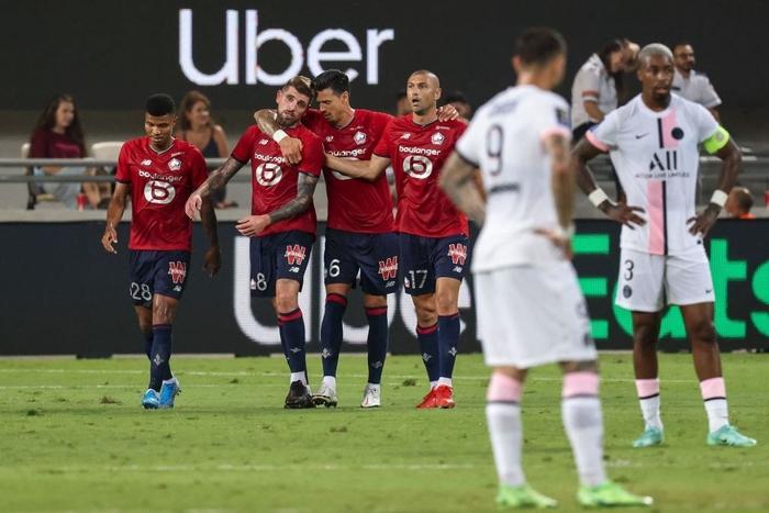 """Lille 0-1 PSG: """"Gã nhà giàu"""" tỏ ra yếu đuối trước đương kim quán quân Ligue 1 - Ảnh 3."""
