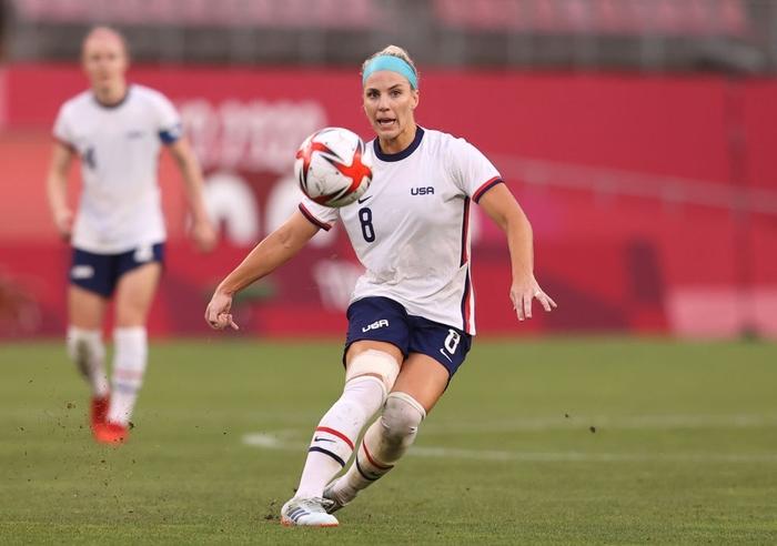 VAR vào cuộc, nữ Canada nhọc nhằn vượt qua Mỹ với tỷ số tối thiểu 1-0 để giành vé vào chơi trận chung kết - Ảnh 3.