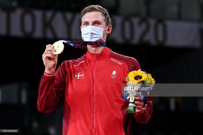 Viktor Axelsen: Chàng trai vượt nỗi sợ hãi Covid-19 để trở thành nhà vô địch cầu lông Olympic - Ảnh 8.