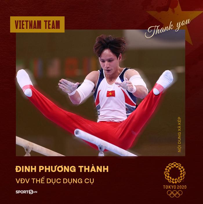 Xin cảm ơn! Những đại diện của thể thao Việt Nam tại Olympic Tokyo 2020 - Ảnh 11.