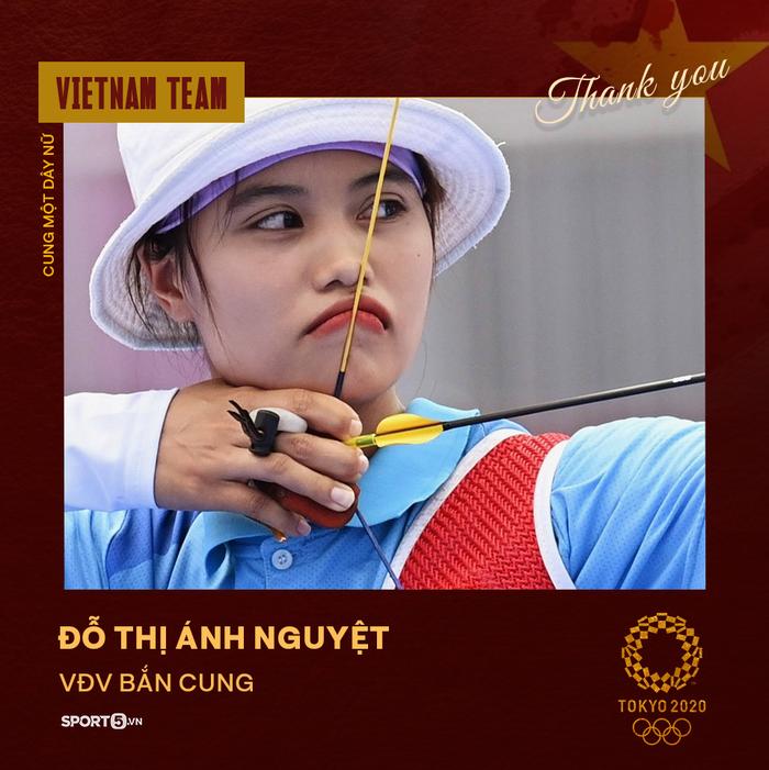 Xin cảm ơn! Những đại diện của thể thao Việt Nam tại Olympic Tokyo 2020 - Ảnh 15.
