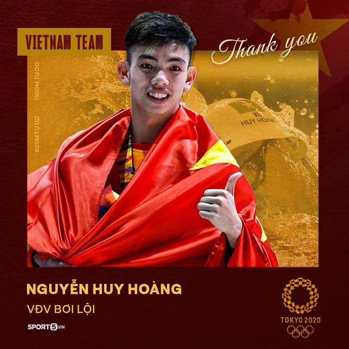 Xin cảm ơn! Những đại diện của thể thao Việt Nam tại Olympic Tokyo 2020 - Ảnh 1.
