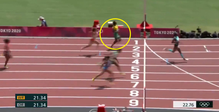 Khinh thường đối thủ, nhà vô địch điền kinh nữ thế giới bị loại tức tưởi khỏi Olympic - Ảnh 1.