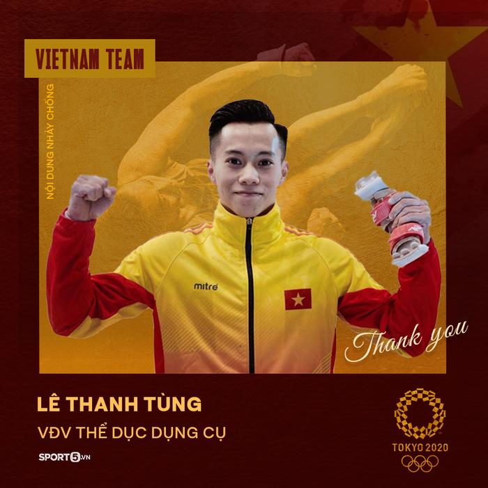 Xin cảm ơn! Những đại diện của thể thao Việt Nam tại Olympic Tokyo 2020 - Ảnh 12.