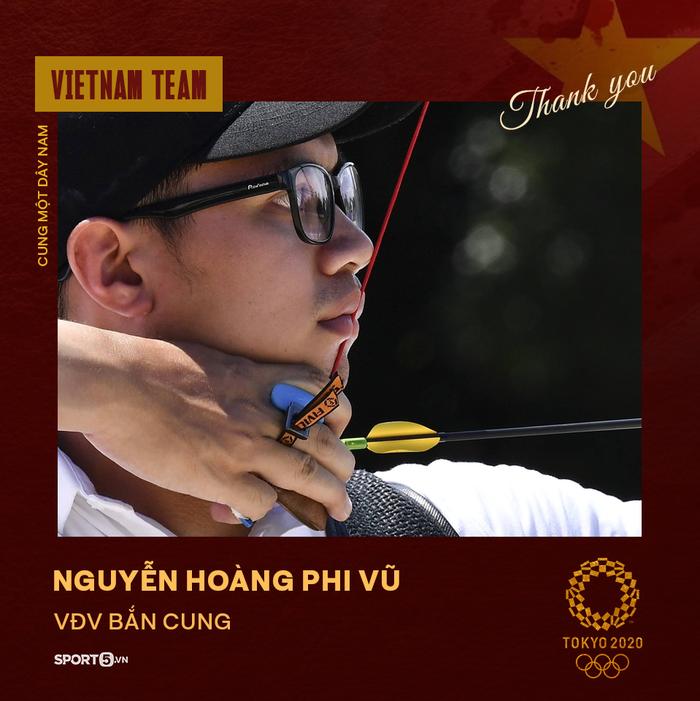 Xin cảm ơn! Những đại diện của thể thao Việt Nam tại Olympic Tokyo 2020 - Ảnh 14.