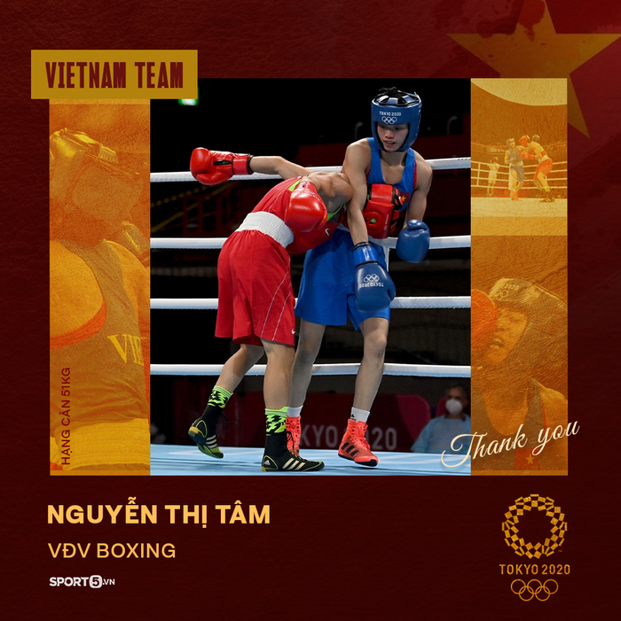 Xin cảm ơn! Những đại diện của thể thao Việt Nam tại Olympic Tokyo 2020 - Ảnh 10.