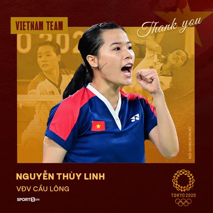 Xin cảm ơn! Những đại diện của thể thao Việt Nam tại Olympic Tokyo 2020 - Ảnh 6.