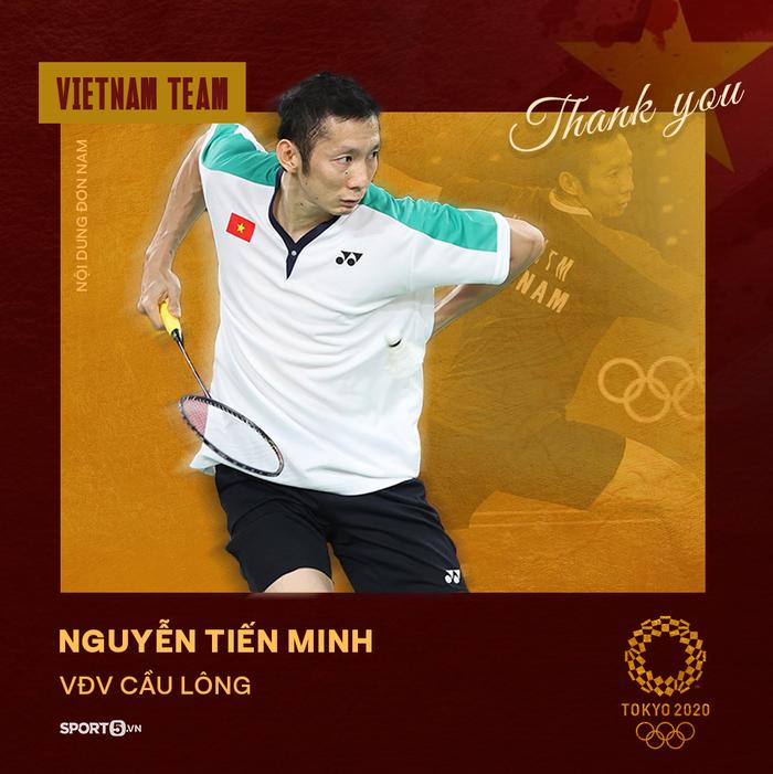 Xin cảm ơn! Những đại diện của thể thao Việt Nam tại Olympic Tokyo 2020 - Ảnh 7.