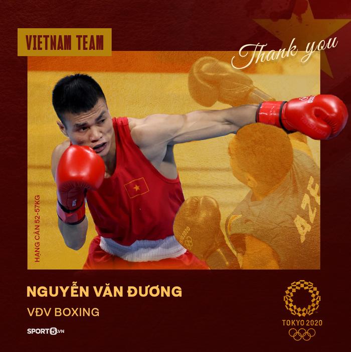 Xin cảm ơn! Những đại diện của thể thao Việt Nam tại Olympic Tokyo 2020 - Ảnh 9.