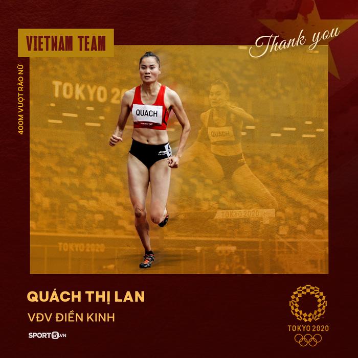 Xin cảm ơn! Những đại diện của thể thao Việt Nam tại Olympic Tokyo 2020 - Ảnh 13.