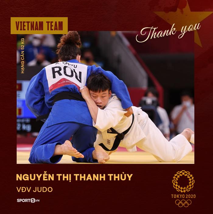 Xin cảm ơn! Những đại diện của thể thao Việt Nam tại Olympic Tokyo 2020 - Ảnh 8.