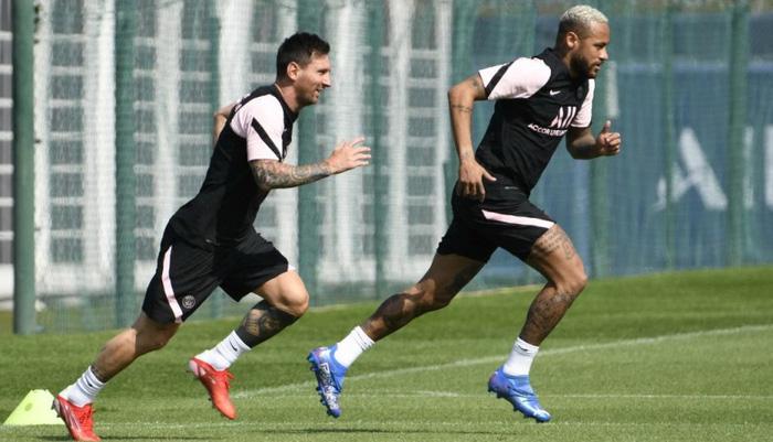 Transfer 20/8: Messi is still allowed