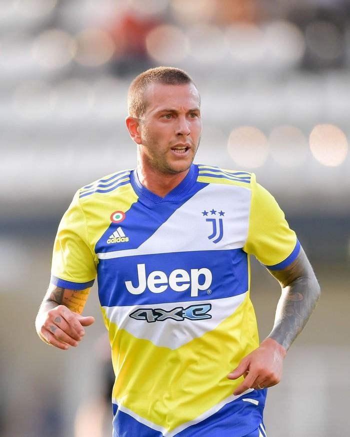Juventus' jersey was