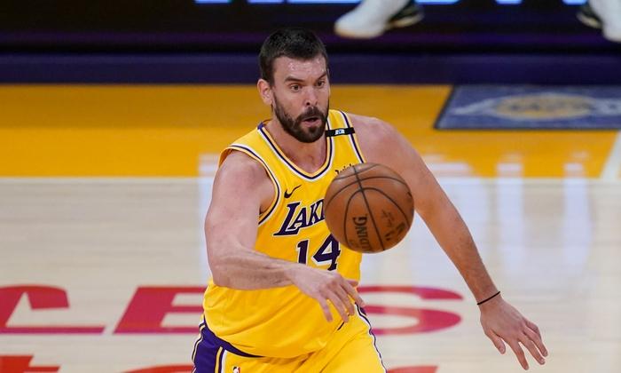 Có thể mất Marc Gasol, Los Angeles Lakers nhắm mục tiêu của Golden State Warriors và Brooklyn Nets - Ảnh 1.