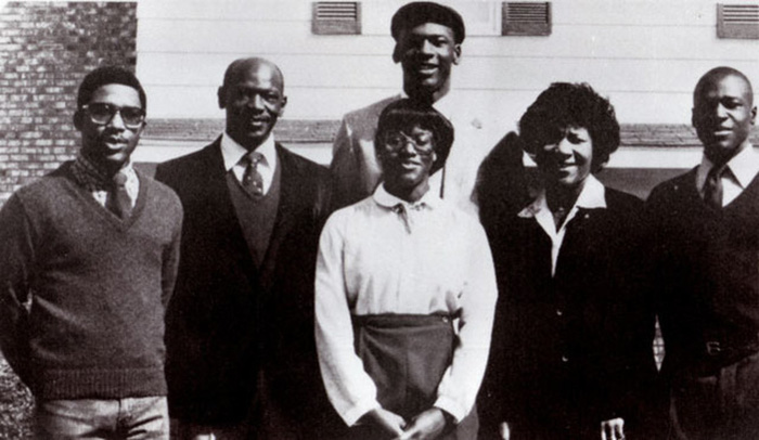 NBA players have a breakthrough height compared to their parents - Photo 4.