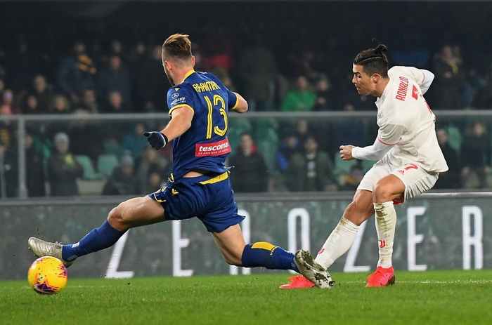 16 mốc son của Cristiano Ronaldo tại Juventus - Ảnh 11.