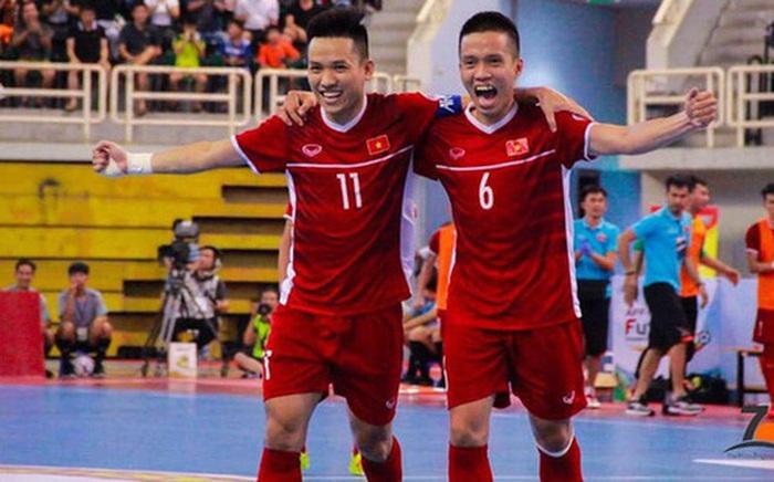 Trần Văn Vũ tự tin tái lập thành công tại kỳ FIFA Futsal World Cup 2016 - Ảnh 2.