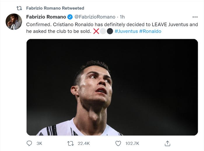 Ronaldo dọn sạch tủ đồ, nói thẳng ý định muốn rời đi với Juventus - Ảnh 2.