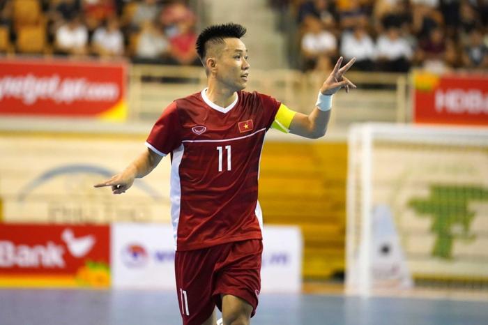 Trần Văn Vũ tự tin tái lập thành công tại kỳ FIFA Futsal World Cup 2016 - Ảnh 1.