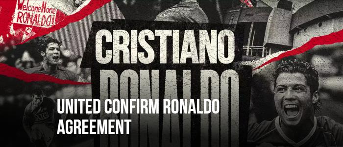 Chuyển nhượng 27/8: Ronaldo chính thức cập bến MU - Ảnh 1.