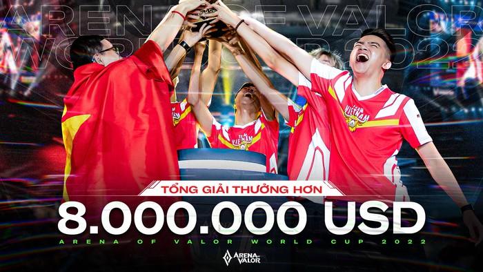 Liên Quân Mobile kết hợp cùng Honor of King công bố giải Esports trị giá hơn 8 triệu USD - Ảnh 2.