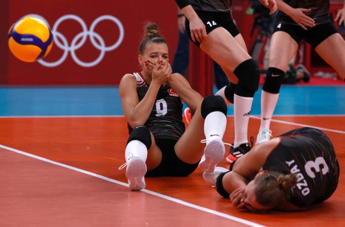Nữ VĐV Olympic như ăn trầu khi mừng chiến thắng, nguyên nhân đằng sau khiến người xem bủn rủn chân tay - Ảnh 5.