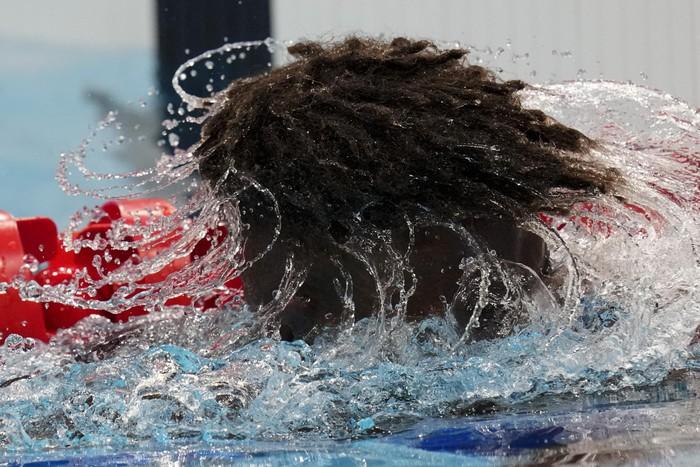 Ảnh Olympic Tokyo 2020: Những kiểu tóc độc đáo và kỳ công thu hút ánh nhìn - Ảnh 15.