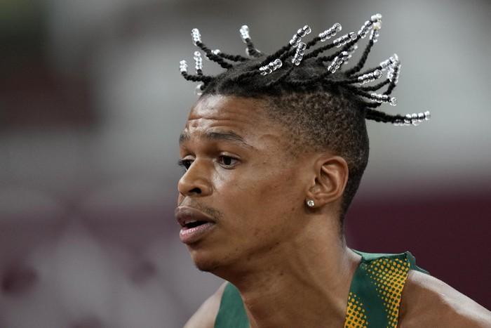 Ảnh Olympic Tokyo 2020: Những kiểu tóc độc đáo và kỳ công thu hút ánh nhìn - Ảnh 21.